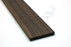 Indian rosewood first quality Guitar Fretboard Blank (70x530x 7 < 8 mm)