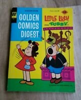 Golden Comics Digest 33 - Little Lulu and Tubby 1973 Whitman Edition