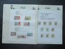 ESTATE: Fiji Collection on Pages, Great Item! (p2780)
