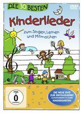 Die 30 Besten Kinderlieder (DVD) von S. Sommerland,Karsten Glück & Die Kita-Frösche (2017)
