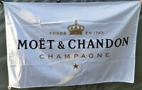 Moet & Chandon Champagner Fahne Flagge Banner Dekoration Party 100x150 cm (715)