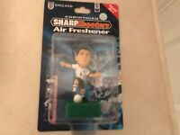 Corinthian  Steven Gerrard Sharp Shooters Figure Air Freshener