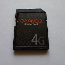 jumiss 4GB SD Memory for GPH CAANOO