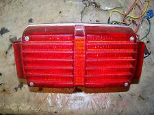 1980 Honda Goldwing GL1100 GL 1100 Rear Tail Brake Light w/ wiring