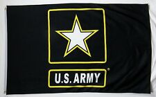 U.S. Army Star Emblem Flag 3' x 5' Indoor Outdoor Offically Licensed Banner