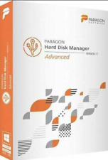 Paragon Hard Disk Manager 17 advanced🔑 New version🔑 Lifetime activation