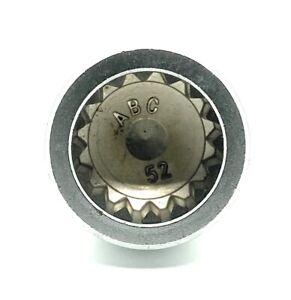 Porsche Wheel Lock Key -- 16 splines / ABC 52 -- 20mm diameter -- FAST SHIPPING!