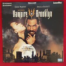Laserdisc Vampire in Brooklyn - Eddie Murphy / PAL / LD