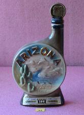 Jim Beam Whiskey Empty Liquor Bottle Decanter_Arizona The Grand Canyon _#32
