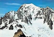 Italy Courmayeur Monte Bianco 4810 m Mont Blanc