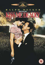 KISS ME DEADLY - DVD - REGION 2 UK
