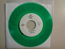 "JETHRO TULL:Christmas Song-Skating AwayOn TheThin Ice-U.S.7"" Jukebox Green Vinyl"