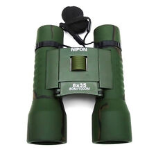 NIPON 8x35 Wide-Field Binoculars. Twist-up eyecups. Wildlife & nature. Auction
