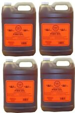 MENHADEN OIL (4 GALLON PACK)