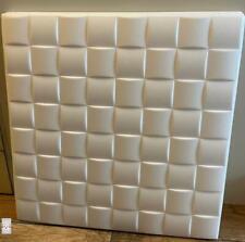 25qm/100Stück Wandpaneele Polystyrol Deckenpaneele Platten Paneele Würfel