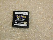 Pokemon: Black Version (Nintendo DS, 2011) Cart Only Authentic