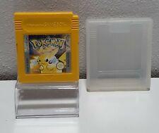 Pokemon Amarillo Edición - Nintendo Gameboy Classic A8194