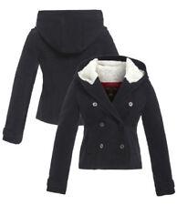 Manteaux et vestes noir en laine pour femme taille 44