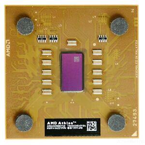 AMD Athlon XP 2600+ CPU (333MHz FSB) Barton Core 512KB Cache AXDA2600DKV4D KQXFA