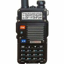 BaoFeng Bf-F8Hp (Uv-5R 3rd Gen) 8-Watt Dual Band Two-Way Radio (136-174Mhz Vhf