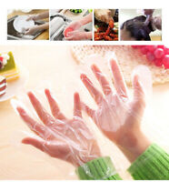 500 x Cheap Plastic GLOVES Disposable PREMIUM POLYTHENE Catering Food Mechanics