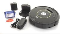 iRobot Roomba 650 Automatic Robotic Vacuum with Charging Dock (Black)
