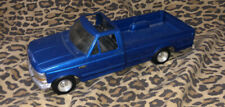 ERTL FORD F-150 PICK-UP TRUCK FARM COUNTRY DIE CAST 1/16 SCALE BLUE VINTAGE