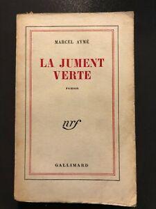 MARCEL AYMÉ-LA JUMENT VERTE-1960-LITTERATURE