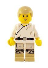 LEGO STAR WARS LUKE SKYWALKER TATOOINE Minifigure Mini Figure Minifig Sealed OOP