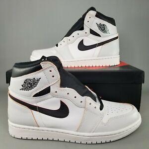 Nike SB Air Jordan 1 Retro High OG Defiant NY to Paris Shoes Mens Size 8 White