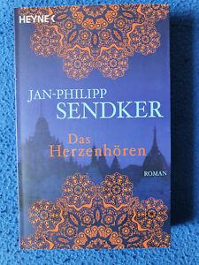 DAS HERZENHÖREN - Jan-Philipp Sendker - TB