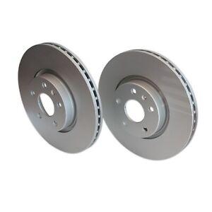 Optimal Front Brake Discs 312mmBS-8036HC fits Skoda YETI 5L 1.8 TSI 4x4