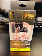 Mobile Gaming Earphones S17  Inline Mic Games Music