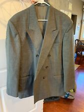 Haggar Gallery Mens Suit Jacket Size 46