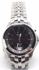 Seiko Men's Perpetual Calendar SNQ101 Silver Stainless-Steel Quartz Watch