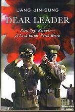 JANH JIN-SUNG - Dear Leader H/B D/J NORTH KOREA