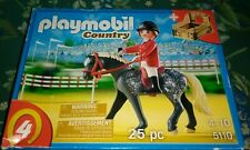 Playmobil Horses Trakehner Horse with Equestrienne and Stable Set #5110