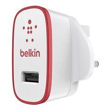 Belkin Universal 2.1Amp USB AC Cargador de pared para Smartphone Tablets