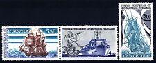 TAAF - 1988 - Navi di collegamento antartico