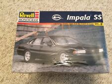 Revell 1994 Chevy Impala SS 1/25 Model Car KIT Factory Sealed 85-6399