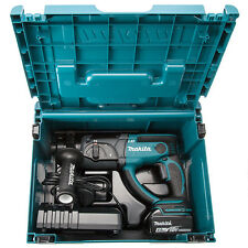 Makita DHR202RM1J 18v 4.0ah SDS Plus LXT rotary hammer drill 3 year warranty
