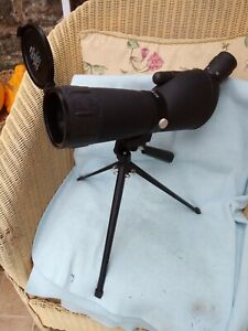 Spotting scope used