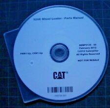 Cat Caterpillar 924k Wheel Loader Parts Manual Book Catalog List Spare Front End