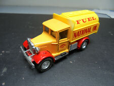 Ancien Camion Miniature Welly Fuel