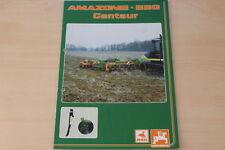 158640) Amazone Centaur Prospekt 11/2001