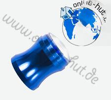 Jelly XL Stempel mit Schaber, Metallic Blau, Alu, Rückseite offen, Nr. KS-ST-13