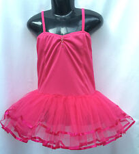 Girls Tutu, Ballet, Fairy Dress, Costume Pink Approx 6-8yrs