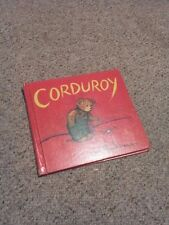 Corduroy by Don Freeman (hardcover book) nice story about a little bear
