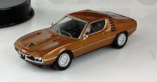 """Altaya 1:43 Alfa Romeo Montreal series """"Supercars"""""""
