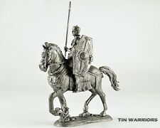 Rome. Praetorian cavalry 1AD. Tin toy soldiers 54mm miniature metal sculpture